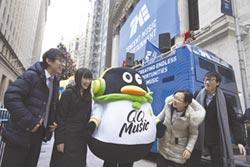 騰訊音樂Q2營收 不如預期 盤前一度重挫逾11%