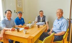 韓接地氣 8月18日參拜新竹寺廟