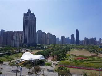高雄今年前8月成交16戶5千萬豪宅 京城占56%