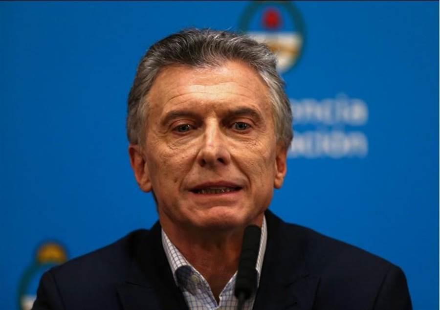 阿根廷現任總統馬克里初選失利。