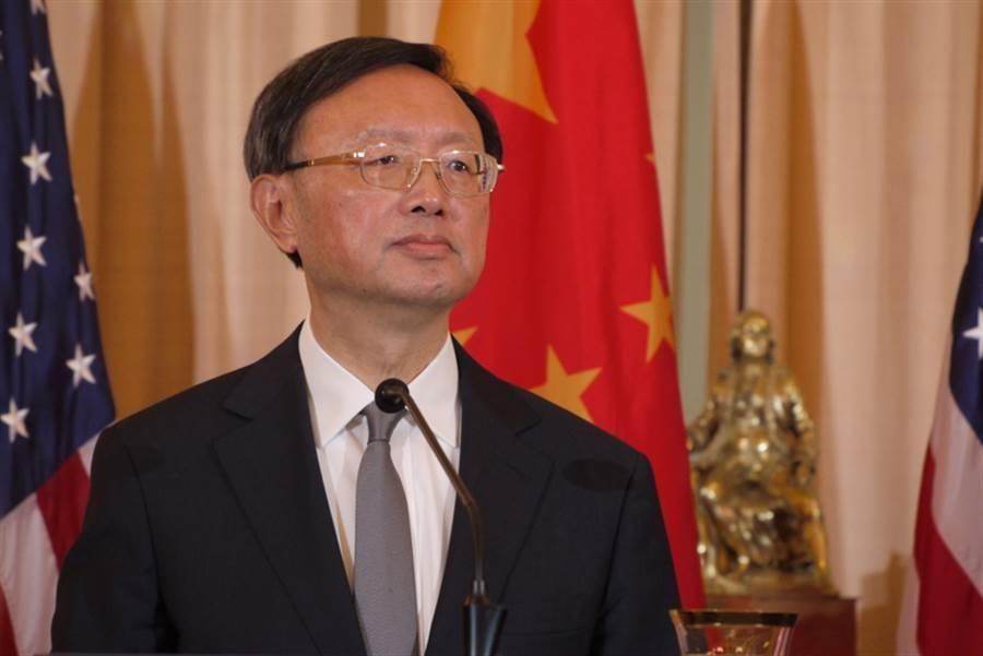 大陸中央外事工作委員會辦公室主任楊潔篪。(圖/中央社)