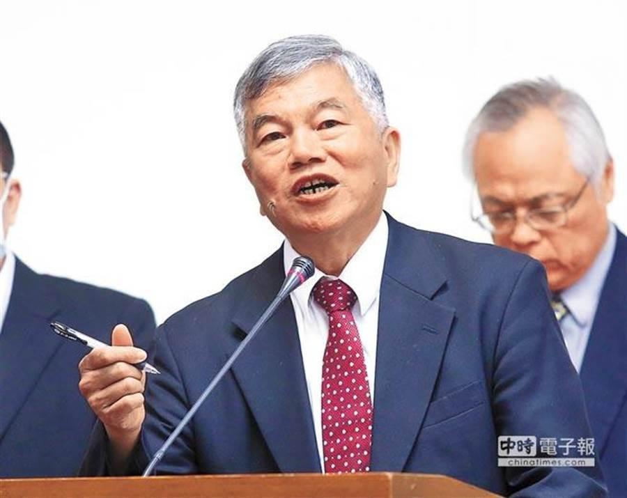 經濟部長沈榮津。(本報系資料照片)
