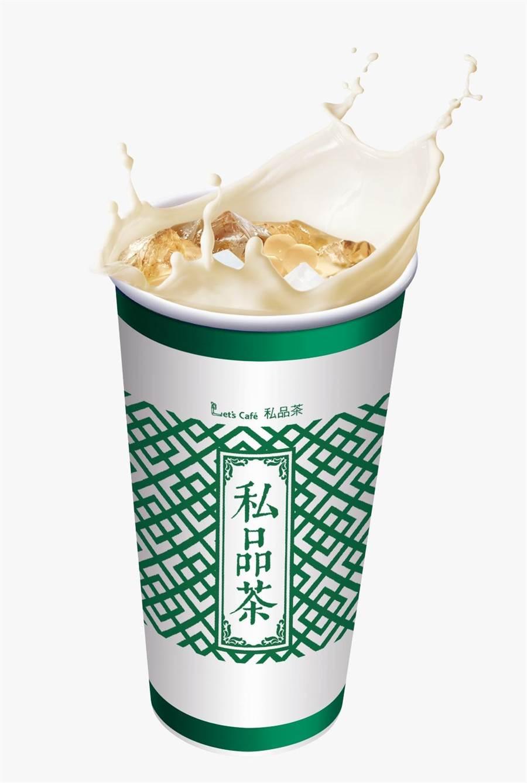 全家新品焦糖珍珠Q奶,會員價49元。(全家提供)