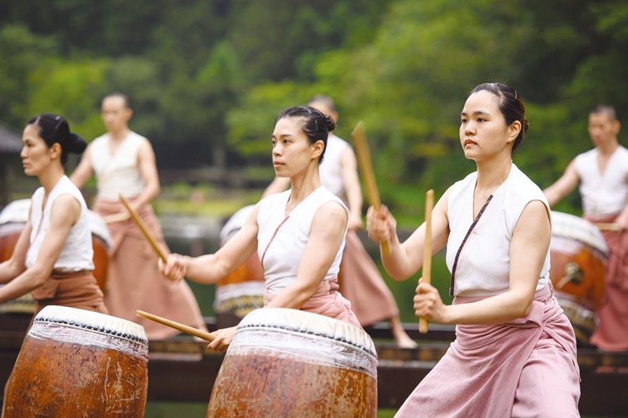 優人神鼓將於10月25日至27日再次進行為期三天的盛大演出。圖/力麗觀光飯店事業提供