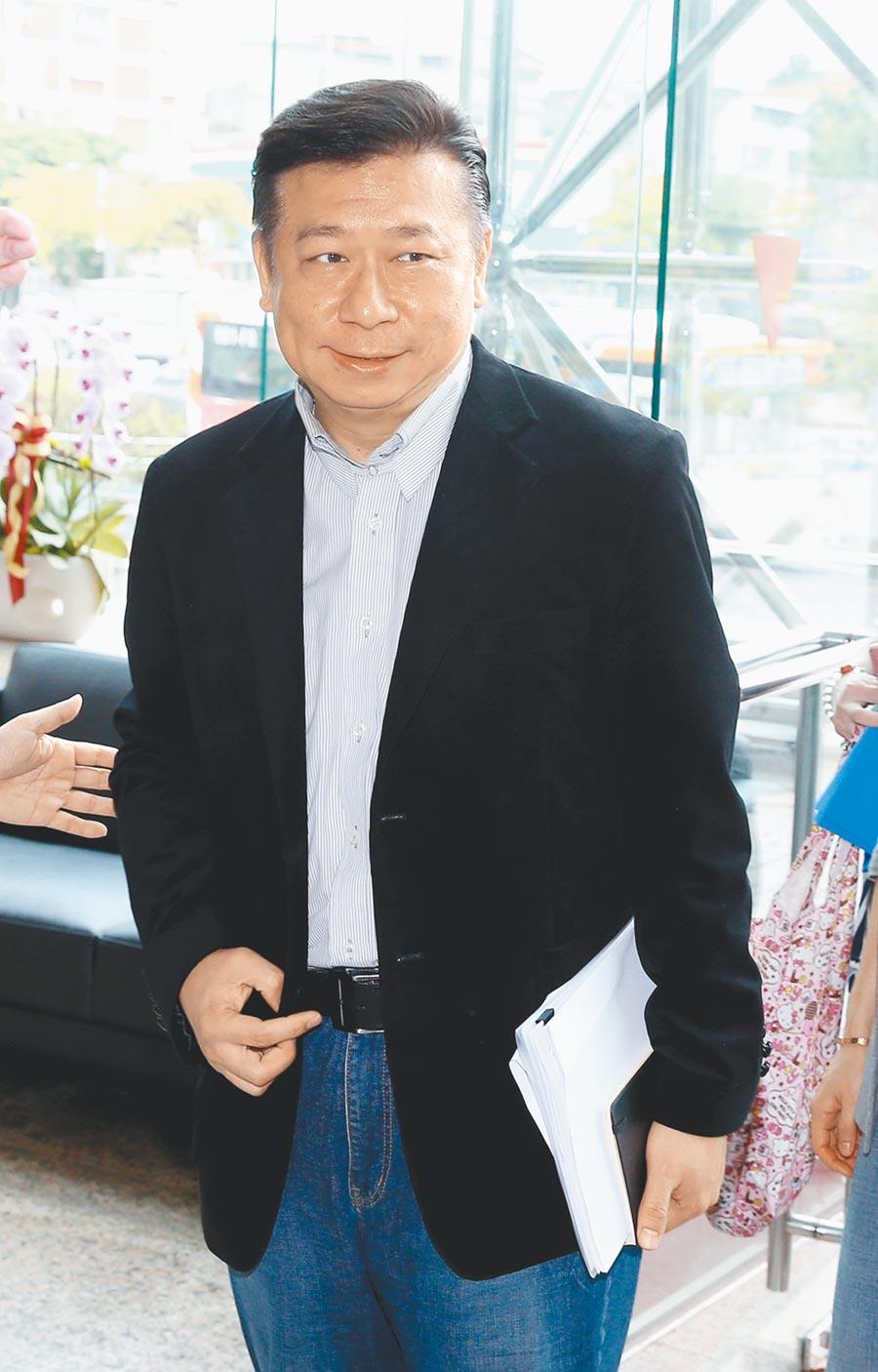 前陸委會副主委張顯耀(本報資料照片)