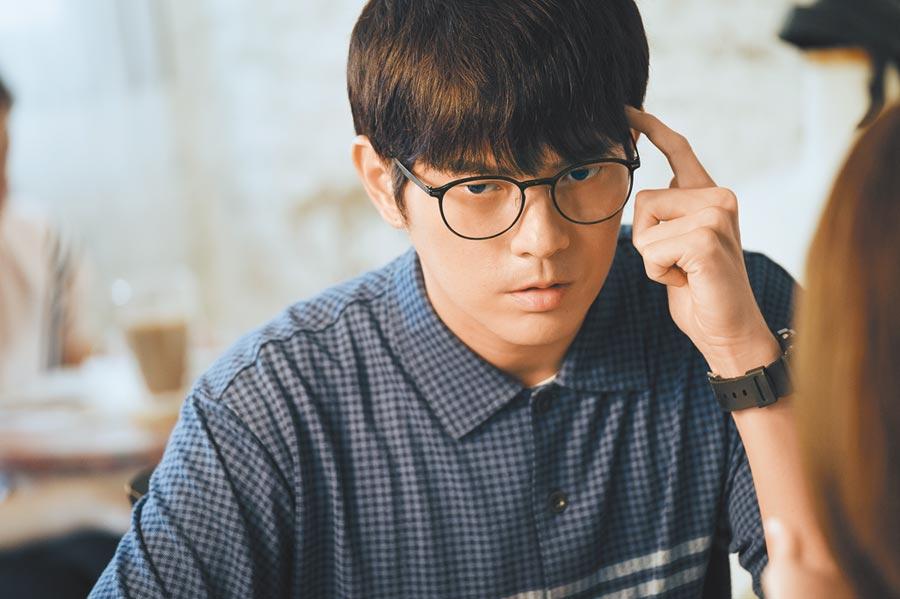 宥勝劇中是不太在乎外界眼光的怪咖,角色和他反差大,他覺得是一大挑戰。
