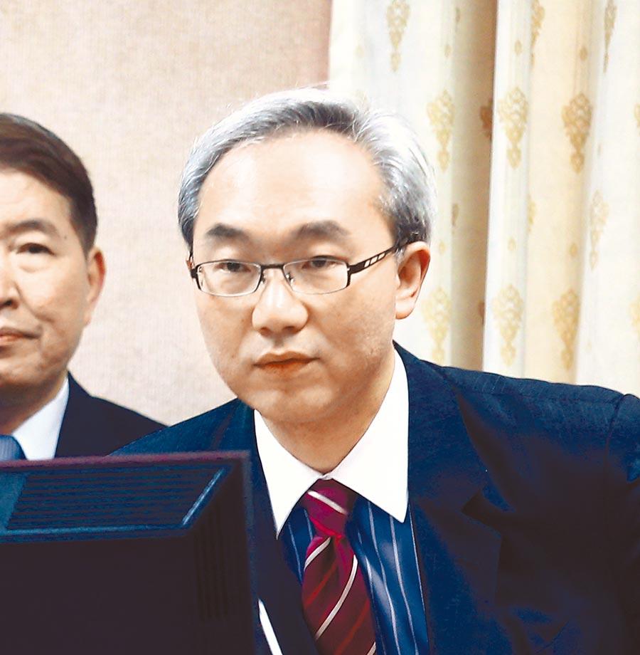 外交部北美司司長姚金祥。(本報系資料照片)