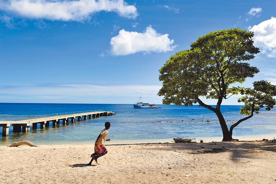太平洋西南部島國巴布亞紐幾內亞。(新華社資料照片)