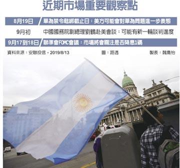 阿根廷變天 新興債分散布局免驚