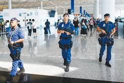 香港機場癱瘓 機管局祭撒手鐧