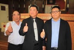 南市第二選區 國民黨中生代李武龍出征