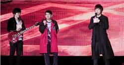 五月天傳壓軸台北跨年 黃子佼獻處女秀