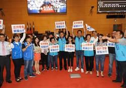 支持燈會 台中市議會通過3.5億元台灣燈會墊付案