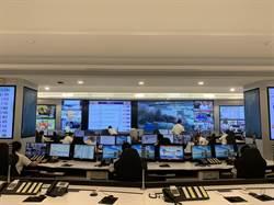 科技感十足 桃園消防應變、指揮中心大升級
