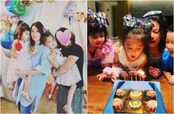 咘咘過4歲生日!賈靜雯快哭了:戒奶計畫成功