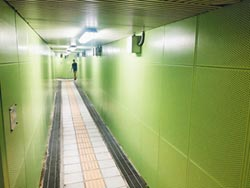 北市人行地下道 步步驚心