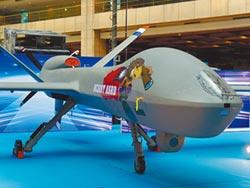 新騰雲無人機可掛彈 拚12月出廠
