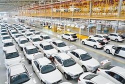 陸汽車銷售低迷 拖跨消費成長