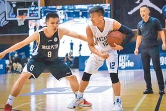 政大雄鷹盃名校籃球邀請賽 北京清華奪冠