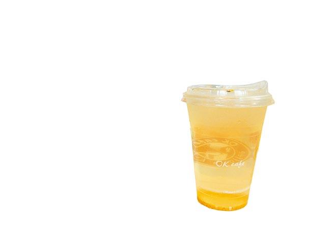 OK珍珠系列8月底恢復供貨,目前主打現做水果茶。(OK提供)