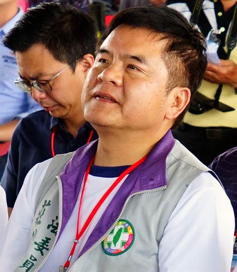 民進黨籍立委莊瑞雄。(潘建志攝)
