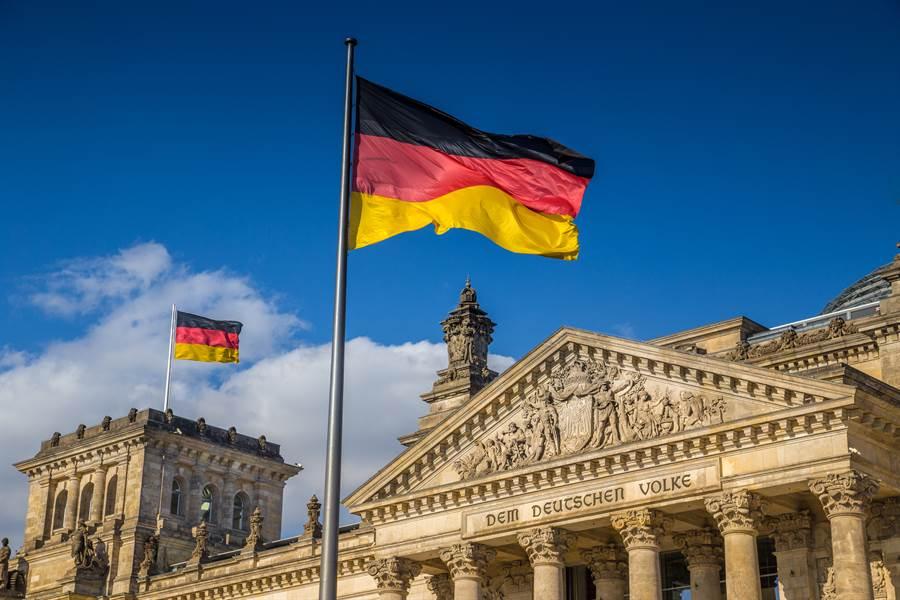德國被點名正在面臨經濟衰退風險。(達志影像/shutterstock提供)