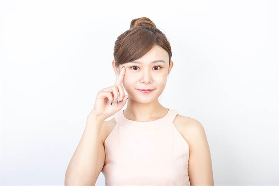 不少中醫典籍中指出,眼周有能促進眼睛血液循環的穴位。/業者提供