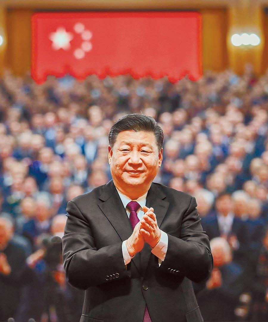 大陸修憲後,習近平可以續任國家主席。(新華社資料照片)