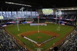 MLB》全壘打墊底 馬林魚被球場害的