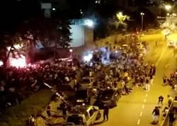 環時:港不會成89年政治風波翻版