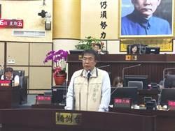 813台南水患 黃偉哲向市民道歉