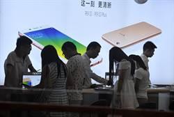 陸智慧手機打趴iPhone 東南亞市佔暴衝