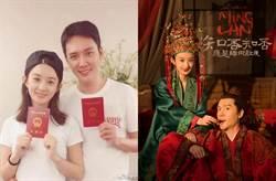 駁斥出軌婚變 傳馮紹峰、趙麗穎10月補辦海島婚宴