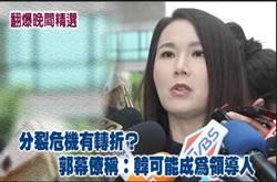 《翻爆晚間精選》分裂危機有轉折?郭幕僚稱:韓可能成為領導人
