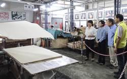 文化部長鄭麗君走訪南投 文化從在地出發