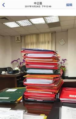 卓荣泰讽韩国瑜:一天10件公文是保留体力拚选举?