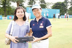 17日決賽當天抽百萬休旅車 中國信託女子公開賽 高手較勁