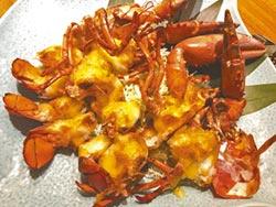 八盛日本料理推波斯頓龍蝦四吃