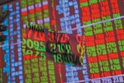 美債殖利率倒掛 台股嚇跌百點