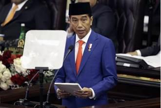 印尼總統請國會批准遷都加里曼丹