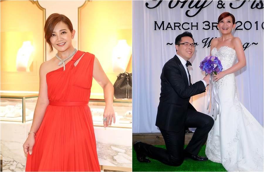 梁靜茹與老公趙元同結婚9年,昨卻驚傳婚變。(圖/本報系資料照片)
