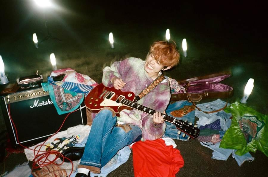菅田將暉新專輯《LOVE》受好評。(Sony Music提供)