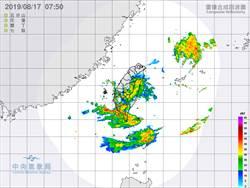雷擊+雨彈再炸4天!專家:下周颱風生成