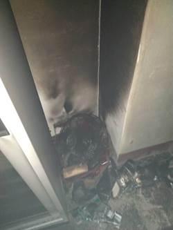 花蓮農會金庫起火 員工受到「金」嚇
