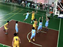 公益籃球營結訓 SBL球星稱讚小球員