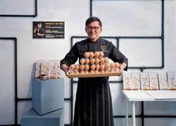 詹姆士環島走透透以麵會友 首站帶120顆溫泉蛋誠意滿滿