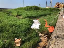 油管汙染 施工廠商賠桃園區漁會400萬