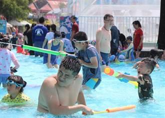童玩節倒數第2天  戲水看表演把握最後機會
