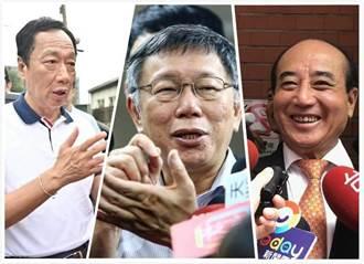 王金平選到底  他估得票慘不忍睹