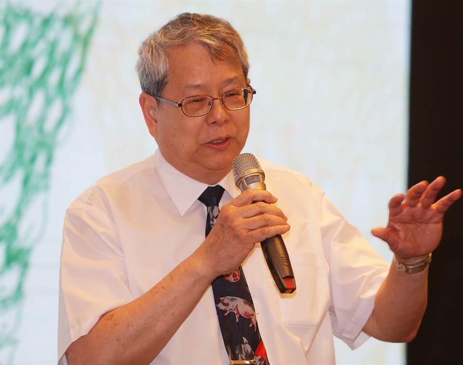 監察委員陳師孟。(圖/本報系資料照片)